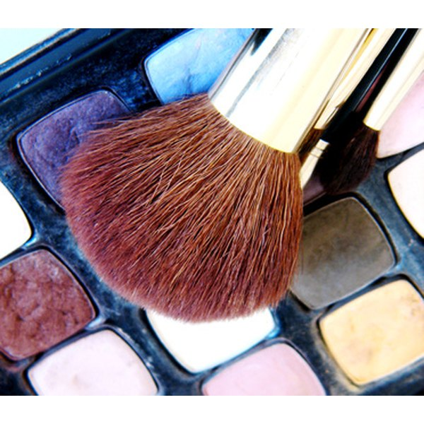 Makeup and cosmetic applicators can harbor bacteria and other organisms.