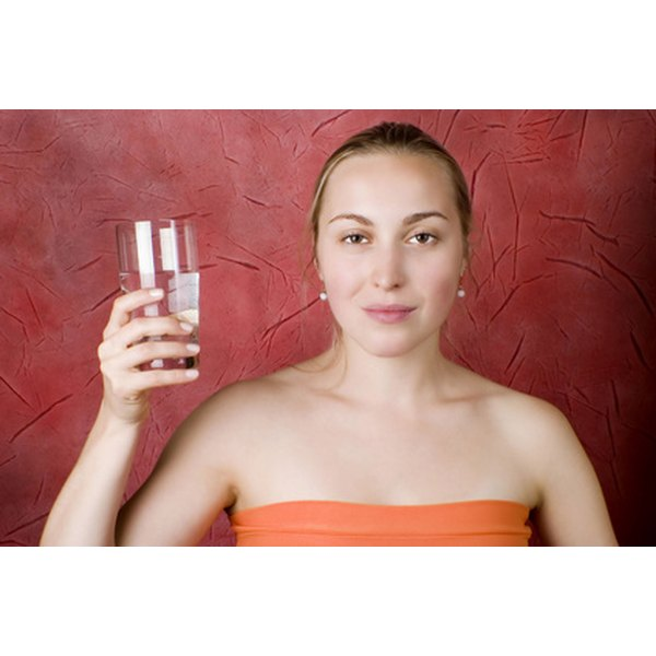 Keeping yourself properly hydrated may prevent an electrolyte imbalance.