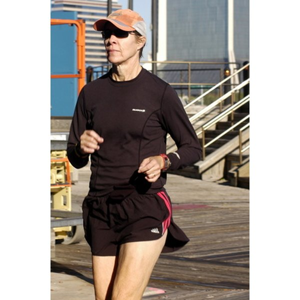 Garmin provides heart rate monitors to help pace your workout.
