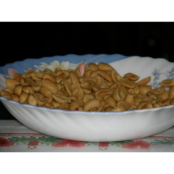 Peanuts and tree nuts have monounsaturated fatty acids.