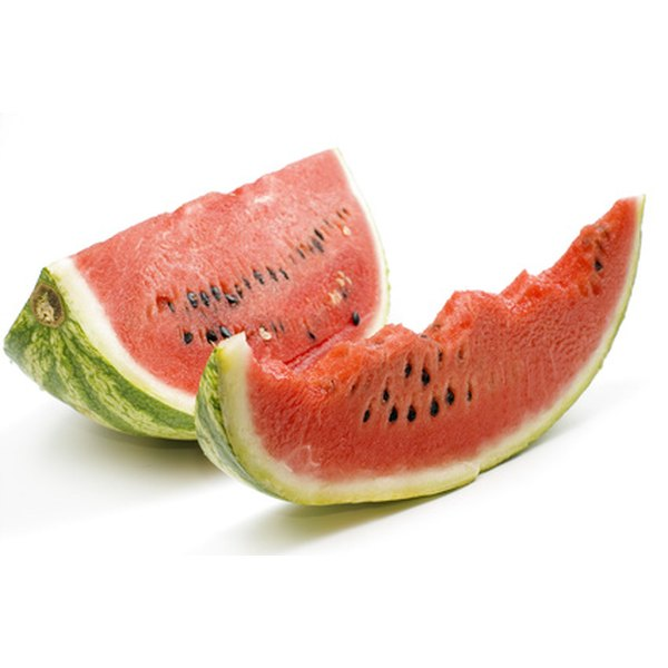 Watermelon may provide your body with an important amino acid.