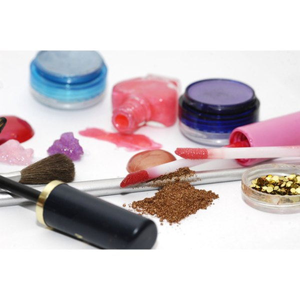 Cosmetics may contain chemicals that cause illnesses or health issues.