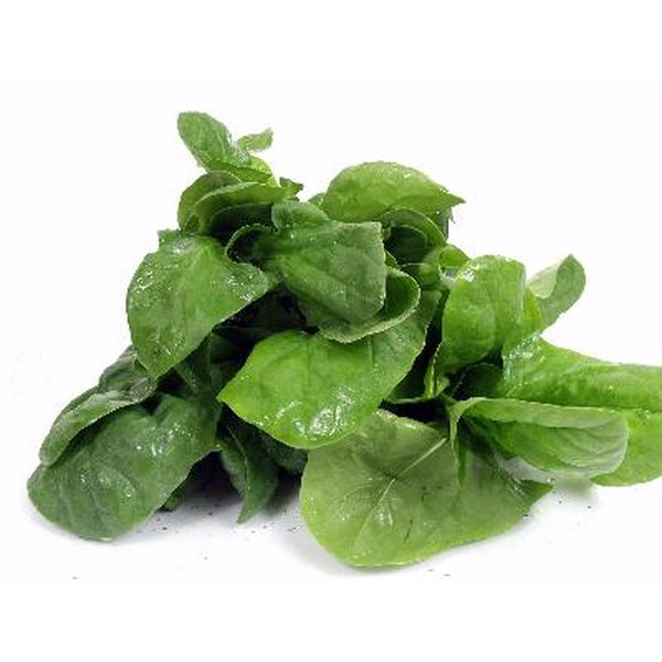 Spinach provides a significant amount of magnesium.