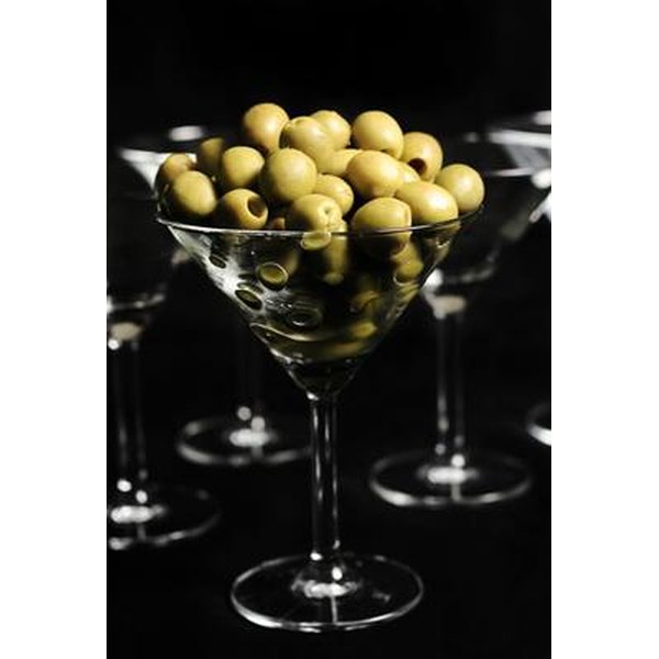 Olives are a good source of vitamin E.