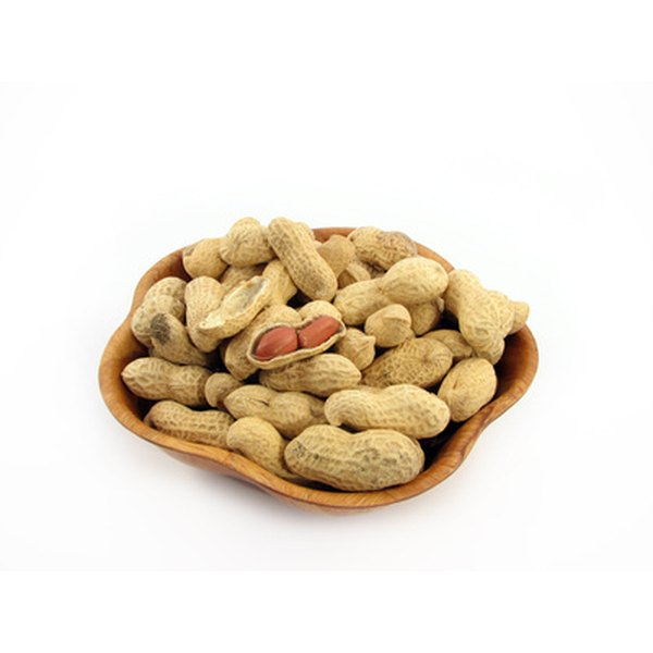 Peanuts are not part of a strict Paleo diet.