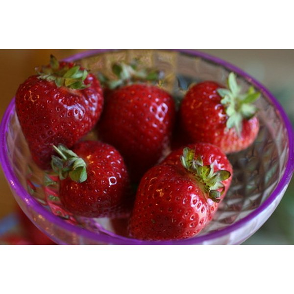 Strawberries may protect against kidney disease.