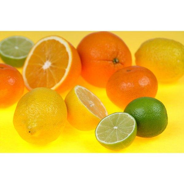 Fruits have plenty of antioxidants that improve skin's appearance.
