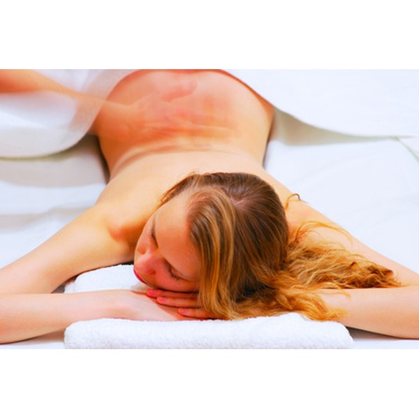 Massage increases circulation to improve chemical detoxification.