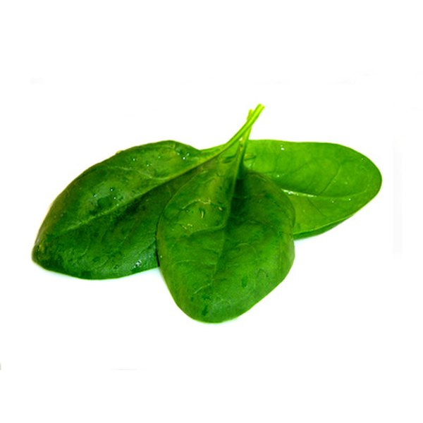 Many vegetables, like spinach, are high in fulvic acid.