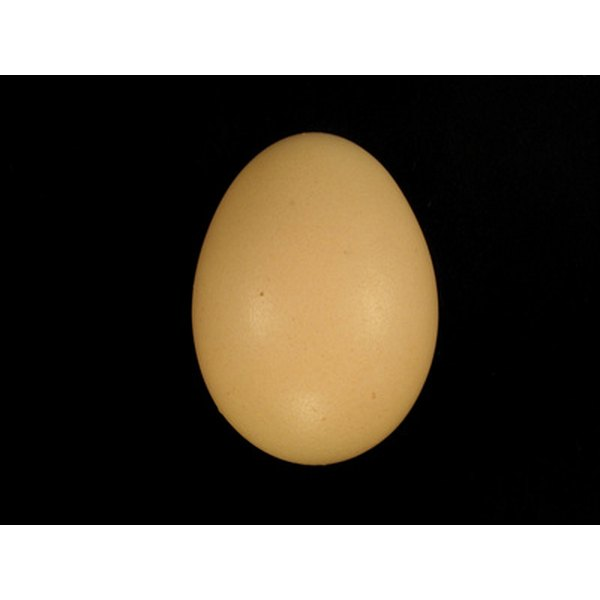 Egg yolks are commonly used in home hair toners and treatments.