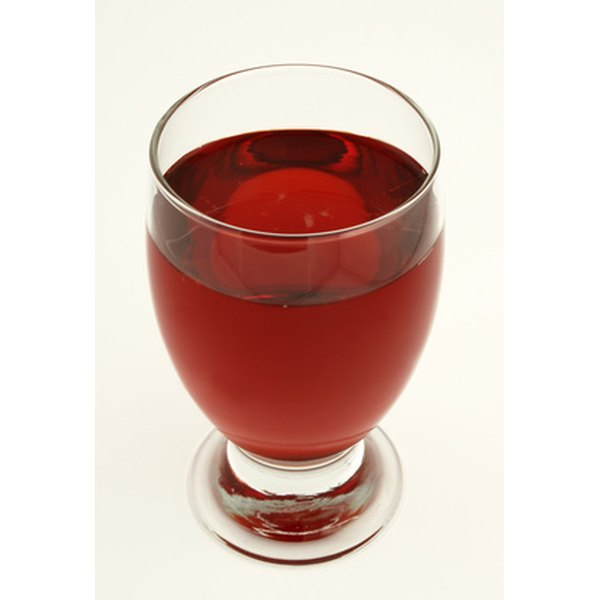 Cranberry juice plus coumadin may be fatal