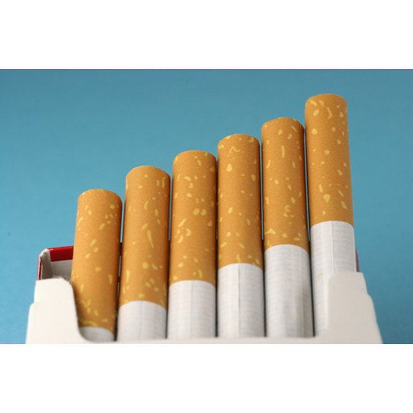 Nicotine's addictiveness makes it difficult to quit smoking cold turkey.