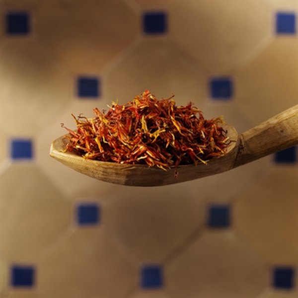 Saffron is one of the most expensive spices available.