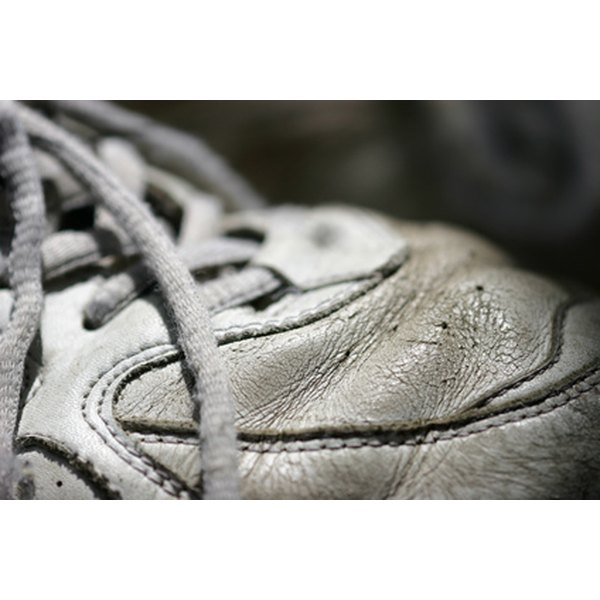 Get Your Dirty Tennis Shoes White Again With A Thorough Cleaning By Hand
