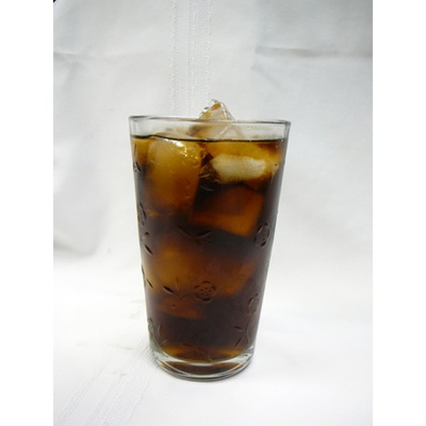 Although refreshing and bubbly, diet soda is not a health tonic.