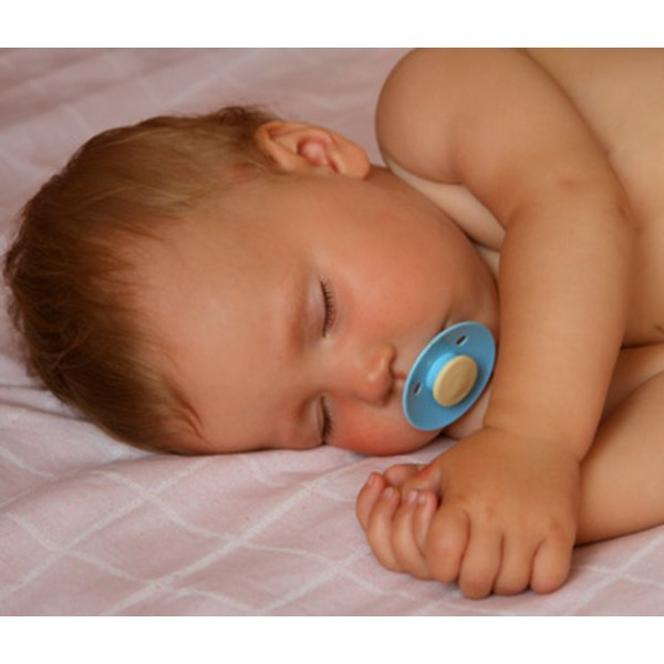 Your 9-month-old should be getting about 13 hours of sleep per day.