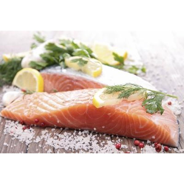 Omega-3 rich fish oil can be consumed from fish or supplements.