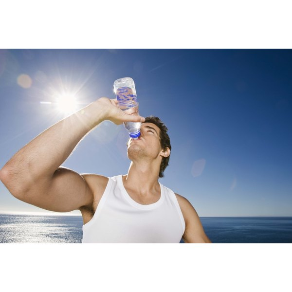 By choosing water instead of soda, you cut hundreds of excess calories from your diet.