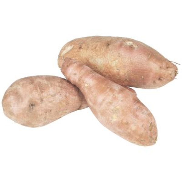 Sweet potatoes contain high amounts of potassium.