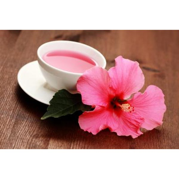 Hibiscus Tea And Caffeine Healthfully