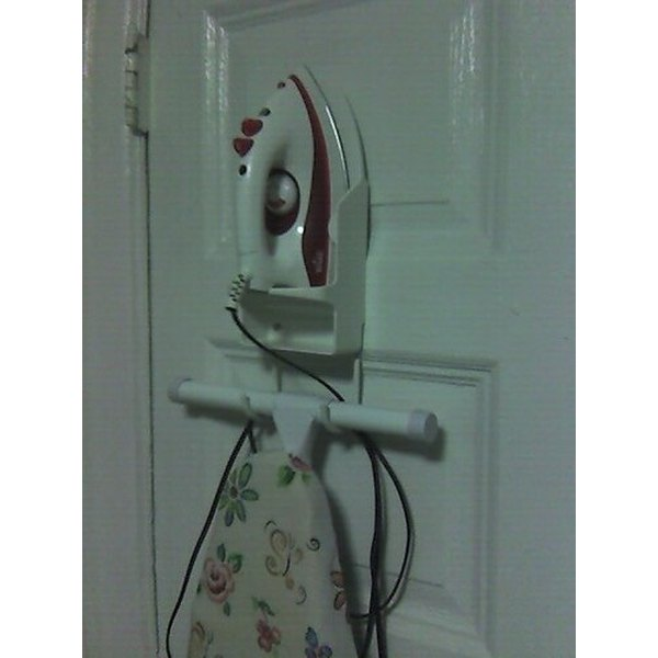 Ironing at home can be an inexpensive but time-consuming option.