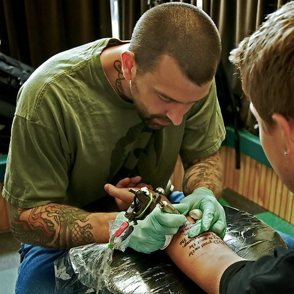 Can You Drink Alcohol After You Get A Tattoo Healthfully
