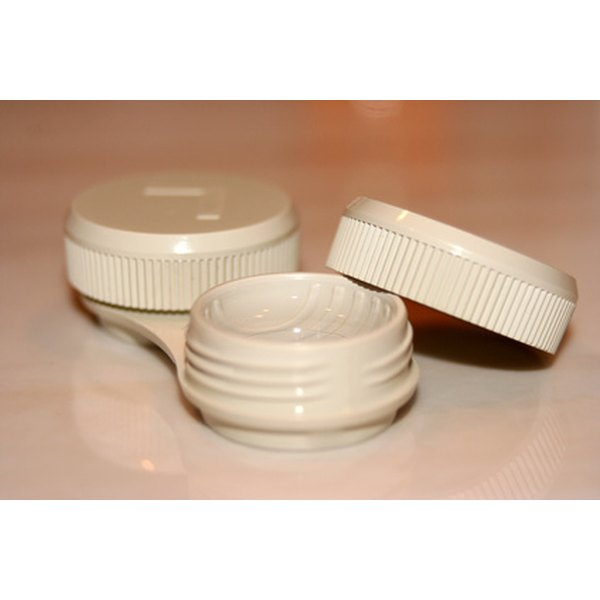 Sterilize your contact lens case monthly to kill dangerous bacteria.
