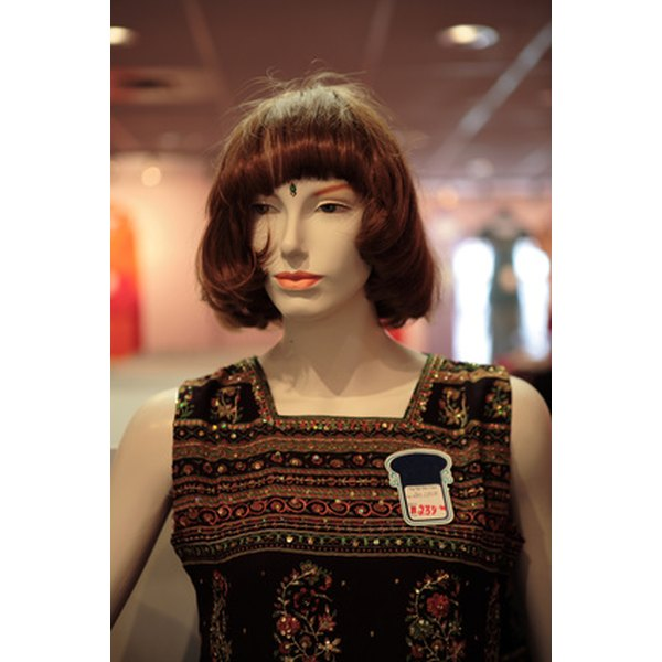 Some types of wigs can be made at home with a sewing machine.