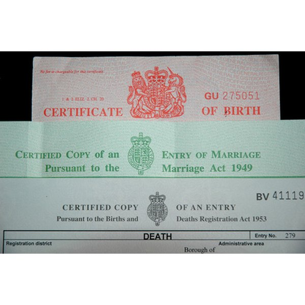 How to Find a Birth Certificate for Free | Our Everyday Life