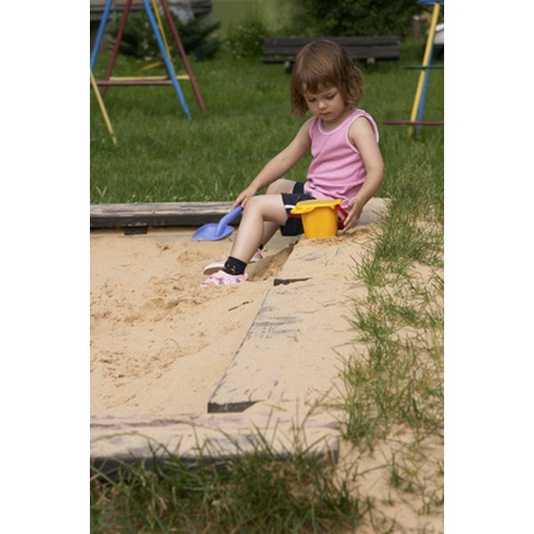 limits and guidelines for sand and water play