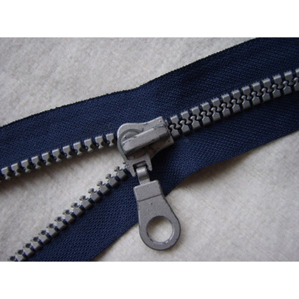 Keep items in the pocket with a pocket zipper.