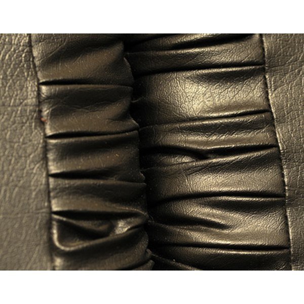 Care for your leather properly.