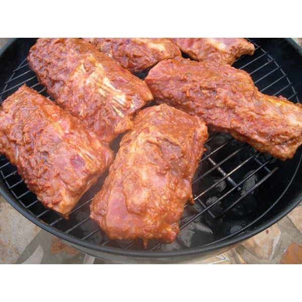 Butchering your own ribs is easy.