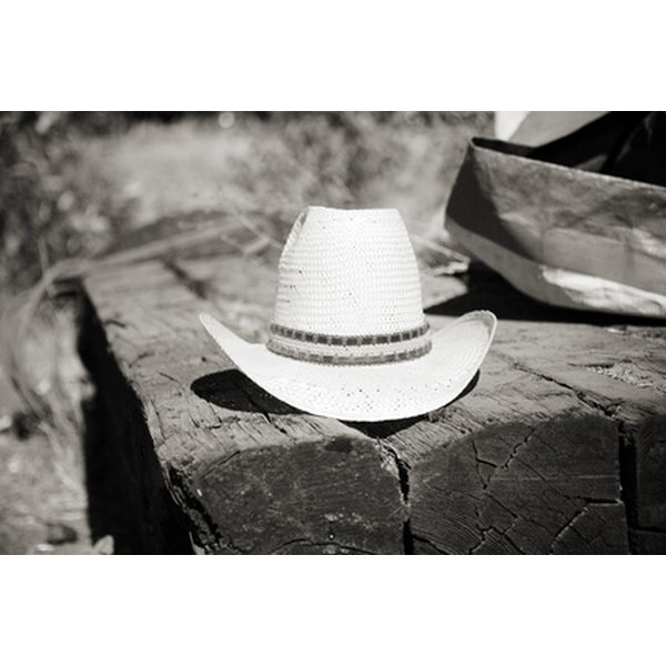 Don't forget your cowboy hat!
