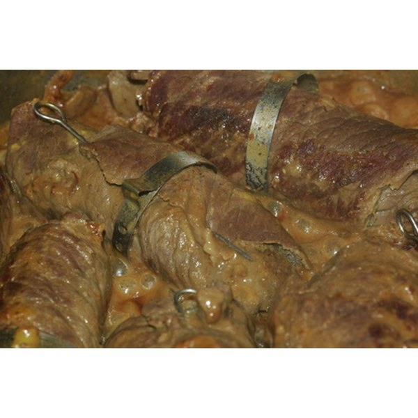 Braising meat works with cheap cuts as well as moister cuts of meat.