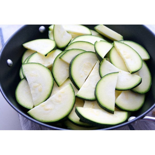 Kusa is the Arabic word for zucchini.