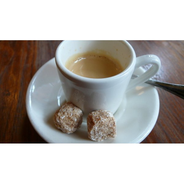 Espresso, a stronger alternative to coffee, can be enjoyed at home with an espresso machine.