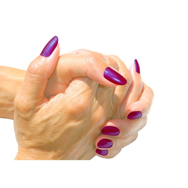 Paraffin wax can help ease joint pain.