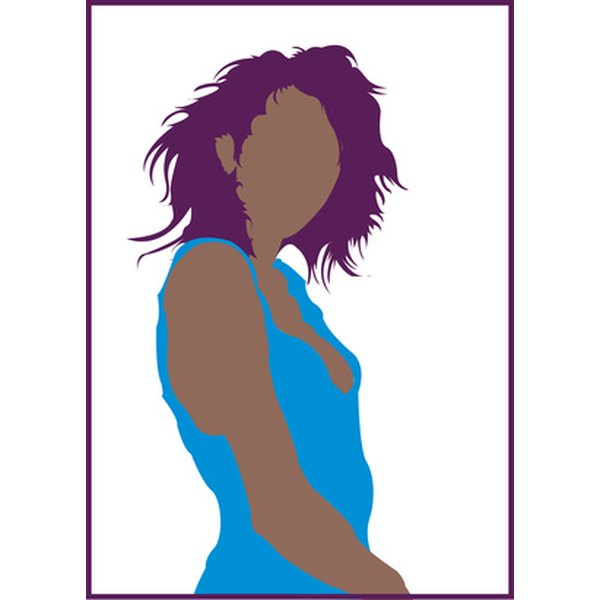 Many African American women wet wrap their hair to help keep it healthy.