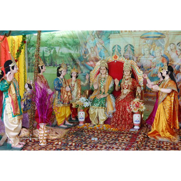 Party Ideas With An India Theme