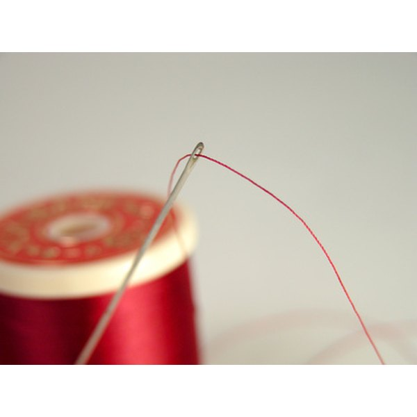 Make sure you have the correct size needle for your Omega sewing machine.