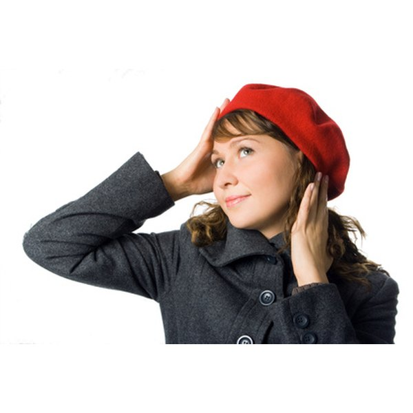 French children rarely wear berets anymore.