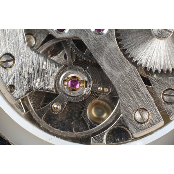 Periodicaly, have your Seiko watch checked for worn parts or lubrication needs.
