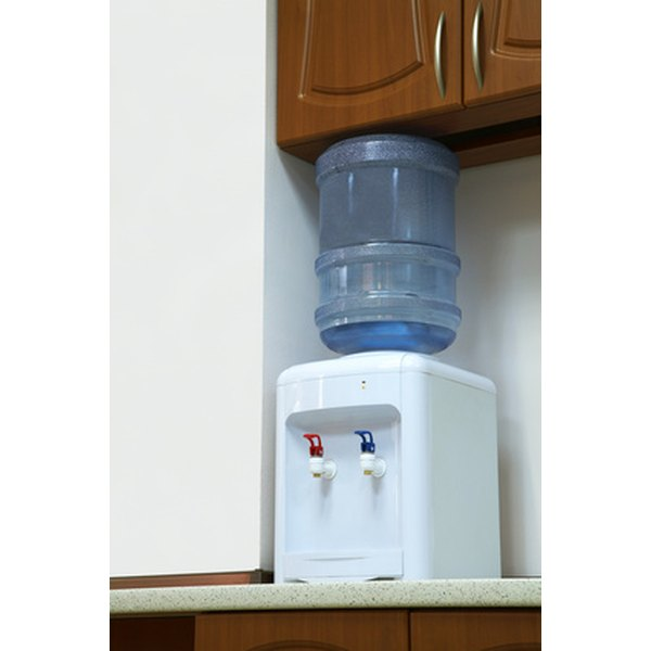 Give your water cooler a personal touch.