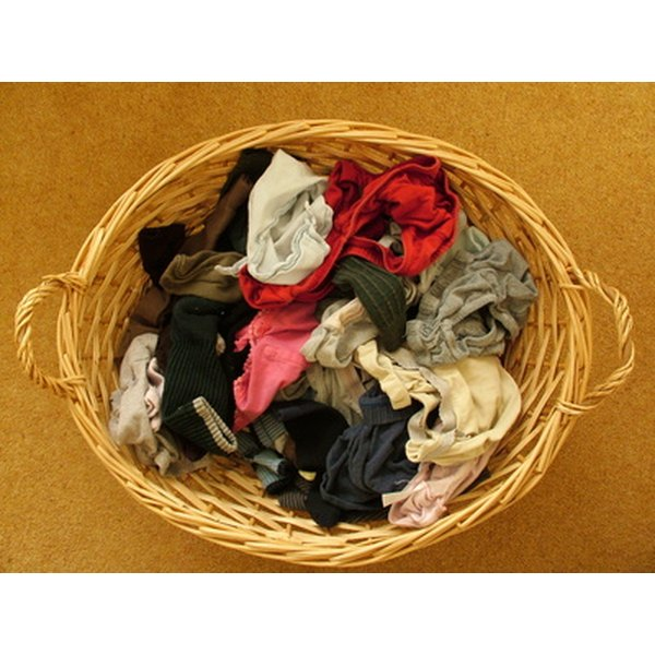 Fold clothes after drying to prevent wrinkles.