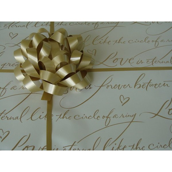 Great wedding gifts for second marriages