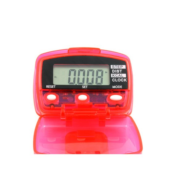 Pedometers come in watches or units you can clip to your waist or slip in your pocket.