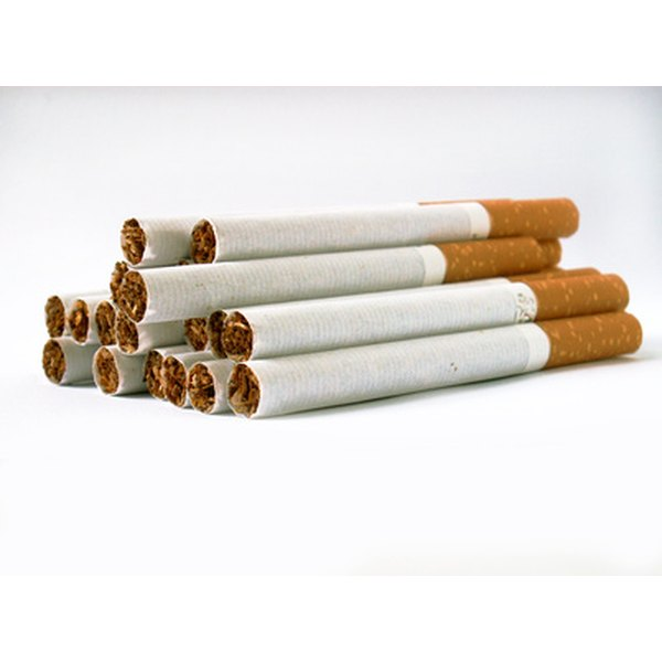 Many don't know exactly what is rolled up in each tiny cigarette.
