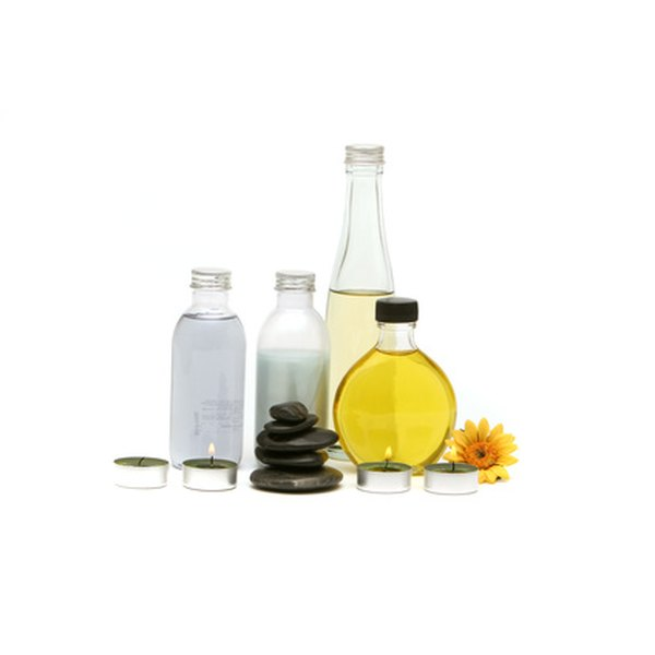 Essential oils are used to make many forms of fragrance.