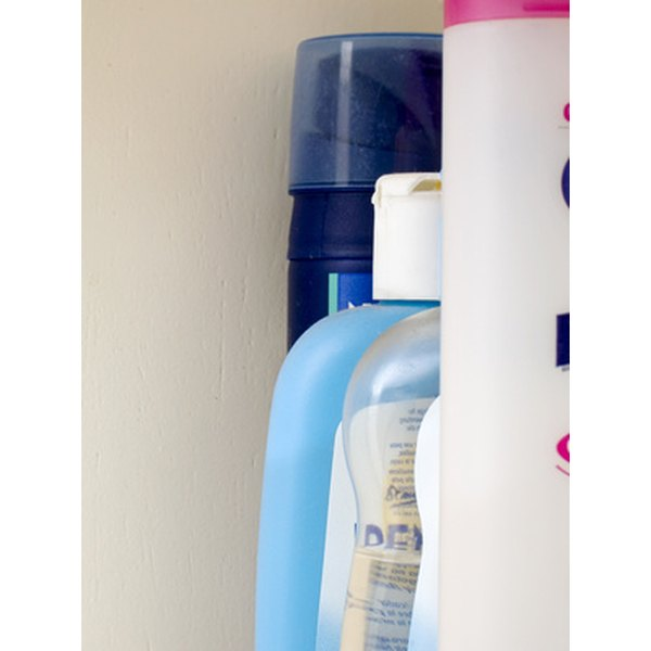 Take care of your gray hair with a moisturizing shampoo and conditioner.